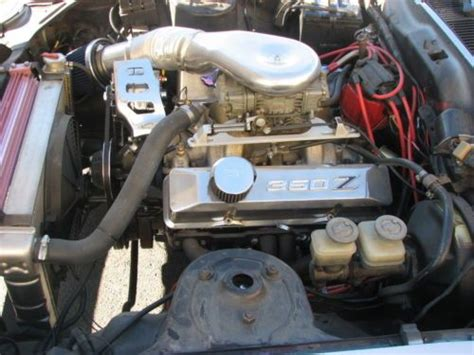 buy   nissan zx chevy chevrolet  conversion