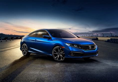 2019 Civic Sport Headlines Honda's Style And Safety Tech