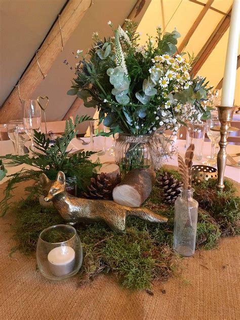 woodland themed tipi styling sami tipi
