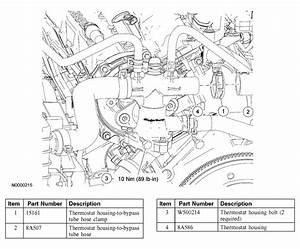 Ford Five Hundred Engine Diagram