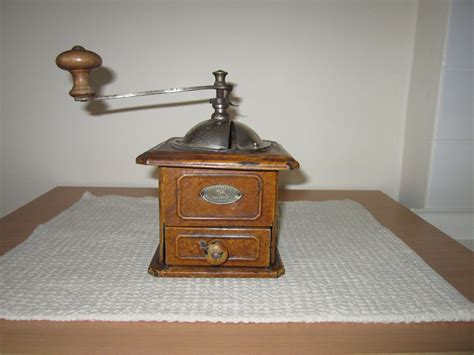 Peugeot Freres Coffee Grinder by Antique Peugeot Freres Coffee Grinder Before