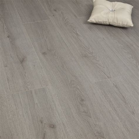 Artisan Grey 7mm V Groove AC3 2.39m2   Laminate from