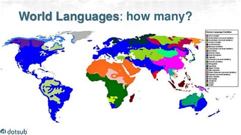 How Many Are In The World by Storming Global Language Barriers With Hi Tech Hi Touch