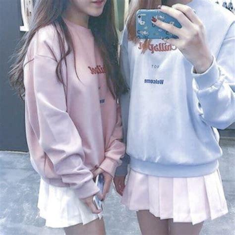 Sweater pastel aesthetic tumblr kawaii harajuku japan japanese japanese fashion ...