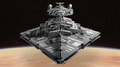 Lego Devastator Star Destroyer Set Includes Tantive Iv For