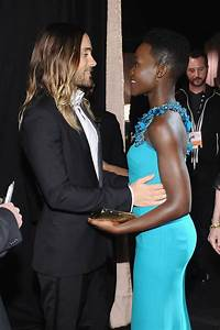 are lupita nyong o and jared leto happening lainey gossip