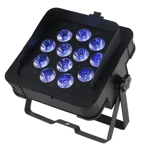 new mf p1218 dj led slim par lights dj lighting wash light