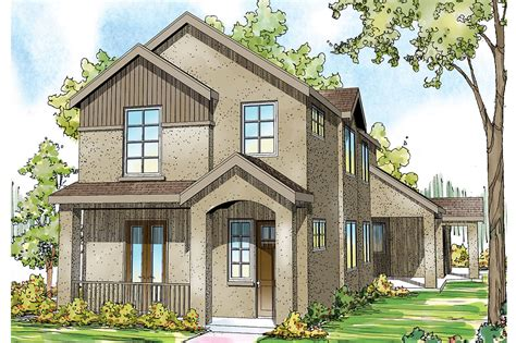 House Plans by Mediterranean House Plans Rimrock 30 817 Associated