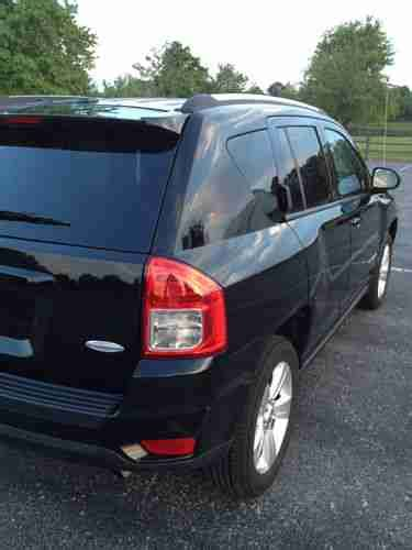 Find Used 2012 Jeep Compass Latitude Excellent Condition