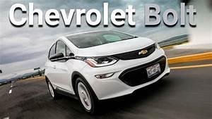 Chevrolet Bolt Ev - Un El U00e9ctrico Con Mejor Autonom U00eda