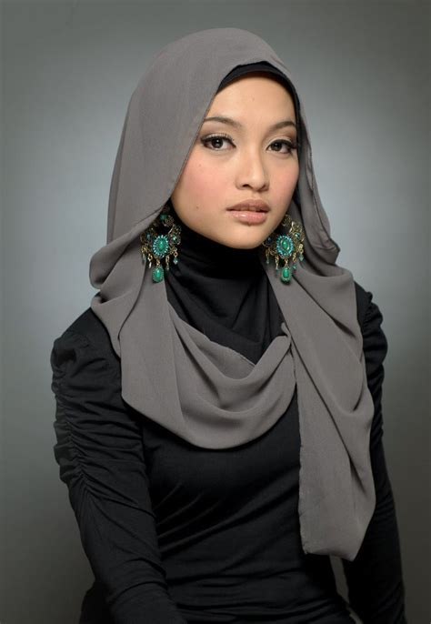 kerudung terbaru 2016 1000 images about styles on muslim