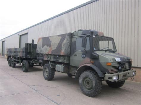 mercedes truck 4x4 mercedes unimog u1300l 4x4 drop cargo truck for sale