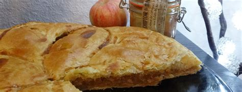 Mèches Et Caramel Ma Galette Des Rois Frangipane Et Pommes Fondantes Au Caramel Beurre Sal 233 Fully Fully