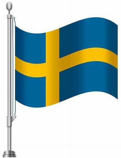 Flag Sweden Clip Somaliland Clipart Clipartpng 1828