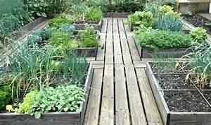 Faire Un Petit Potager En Carré : faire son jardin ou son potager en carr s les tutos ~ Melissatoandfro.com Idées de Décoration