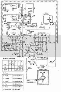 Need Electrical Schematic For A Kawasaki Sh626