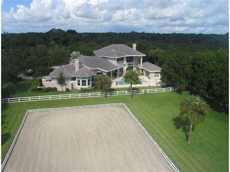 Fort Myers Idyllische Immobilie Mit Pool, Reitanlage Und