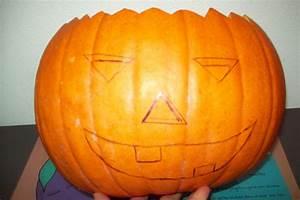 Comment Vider Une Citrouille : comment faire une citrouille lanterne pour halloween mes cr ations fantaisies ~ Voncanada.com Idées de Décoration