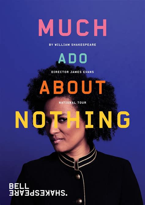 Much Ado About Nothing 2019 Program by Bell Shakespeare ...