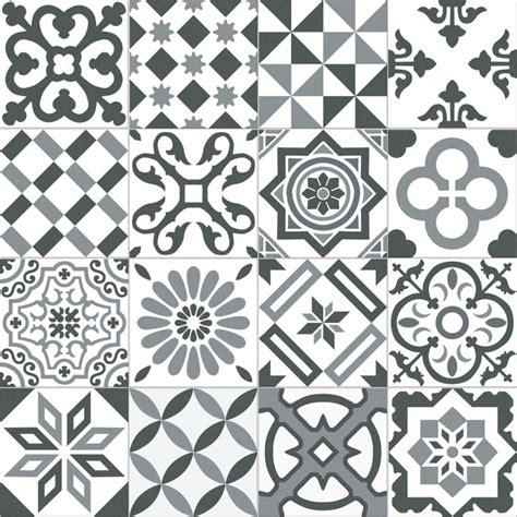carrelage imitation ciment gris et blanc mix 20x20 cm
