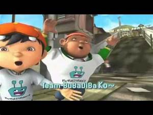 BuBaDiBaKo By Adudu Gopal & Boboiboy - YouTube