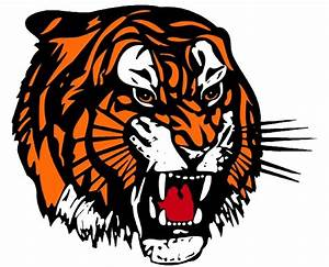 Tigers Logo Free Clipart