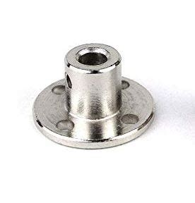 flanged rigid coupling  mm shaft mechamakers