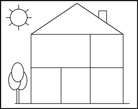 house worksheets esl
