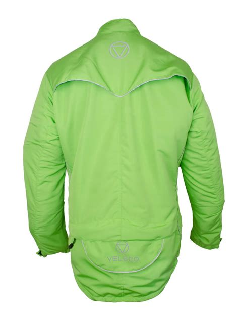 best softshell cycling jacket veleco re cycle softshell cycling jacket lime green veleco