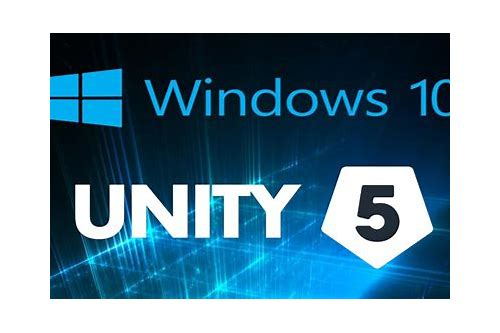 unity win 8 download