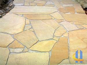 Gartenweg Anlegen Günstig : polygonalplatten garten pinterest ~ Markanthonyermac.com Haus und Dekorationen