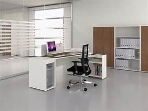 Bureau Contemporain Design : mobilier de bureau changez de l 39 ordinaire bureaux am nagements m diterran e ~ Teatrodelosmanantiales.com Idées de Décoration