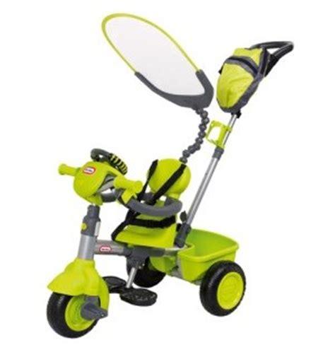 poussette siege auto bebe tricycle évolutif 3 en 1 avec volant interactif
