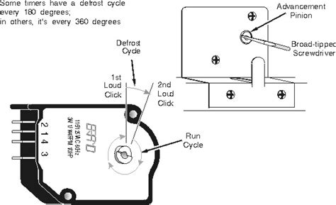 Defrost Timer Wiring Diagram