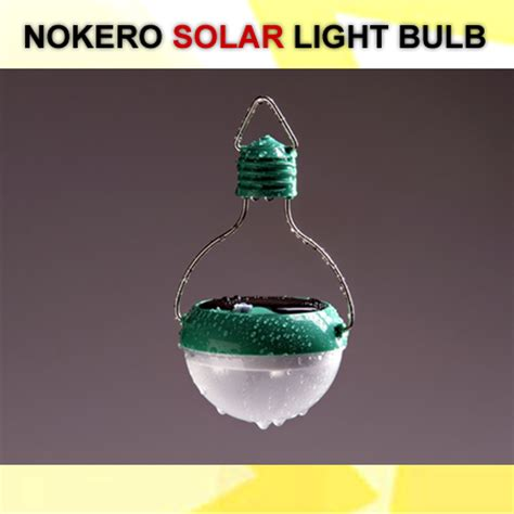 nokero n200 solar light bulb nokeron200