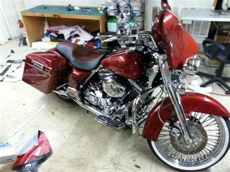 1999 road king with 16 quot fairing yaffer oem or mbb harley davidson forums