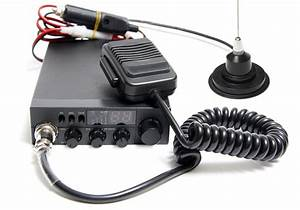 How To Wire A Cb Radio To A Car Battery