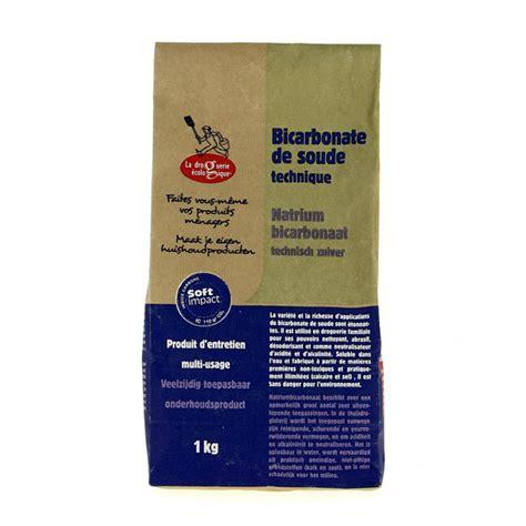 bicarbonate de soude canap bicarbonate de soude technique 1kg la droguerie écologique