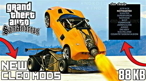 How To Install Cleo Mods And Cheats In Gta San Andreas
