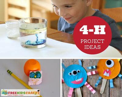 4 h craft project ideas 44 best 4 h project ideas allfreekidscrafts 5821