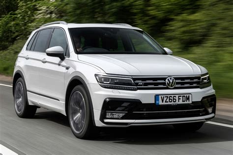 Buy A New Volkswagen Tiguan For £229 A Month Motoring