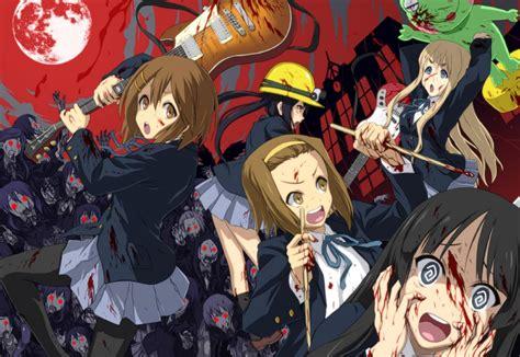 k on of the dead via jlist otaku