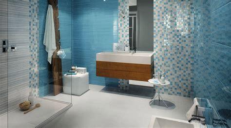 azulejos de colores  el bano
