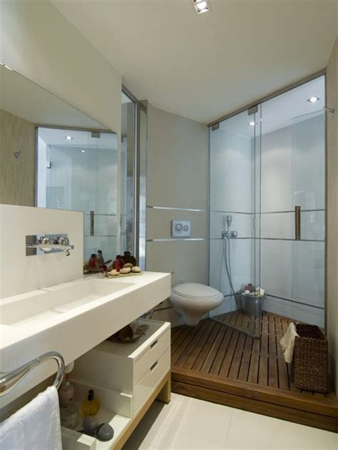 Modern Small Bathroom Design With Shower by Small Modern Bathroom Ideas Pictures Remodel And Decor