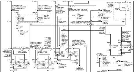 Fuse Diagram 98 Chevy 1500 by I A 1998 Silverado Truck And Last For The