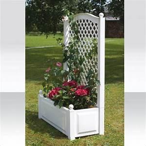 Plantes Grimpantes Pot Pour Terrasse : bacs fleurs pour terrasse ~ Premium-room.com Idées de Décoration