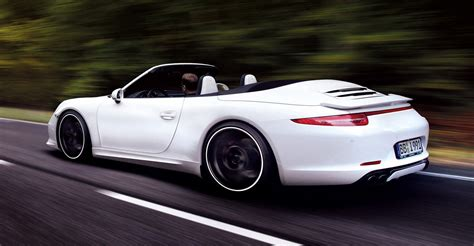 Porsche 911 Carrera 4s By Techart Picture 492399 Car