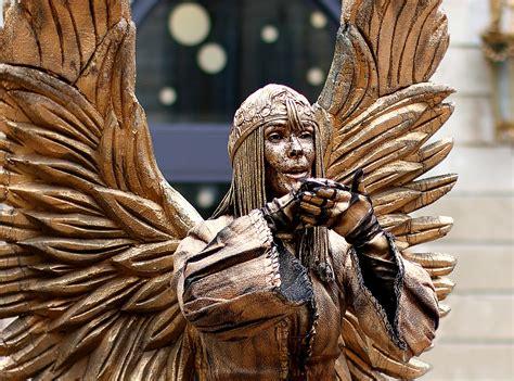 Statues de rue à La Rambla | Barcelona-Home