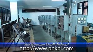 Kejuruan Listrik Instalasi  U0026 Panel Kontrol Industri
