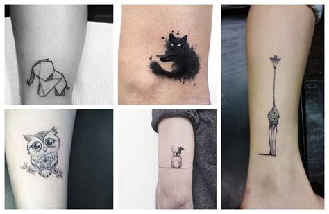 los  mejores tatuajes pequenos de animales bonitos